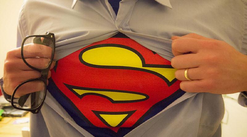 SuperMan-Usine